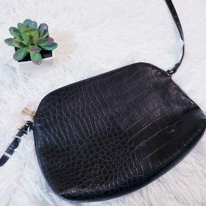Black H&M Cross body purse
